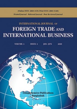 International Journal of Foreign Trade and International Business