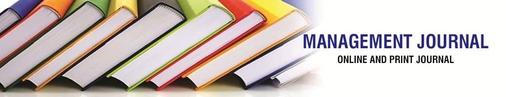 Management Journals